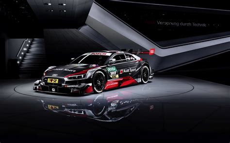 2017 Audi RS 5 Coupe DTM 4K Wallpapers | HD Wallpapers