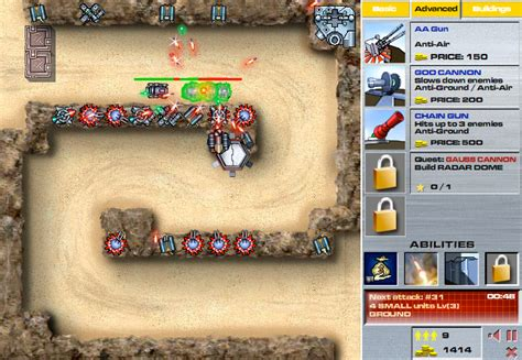 Flash Game: Canyon Defense - The Awesomer
