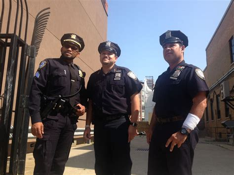 MTA Bridge and Tunnel cops rescue residents from Queens