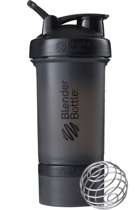 The Protein Shaker With A Compartment - The ProStak