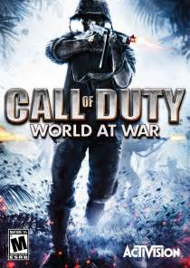 Review of Call of Duty: World at War | Call of duty world