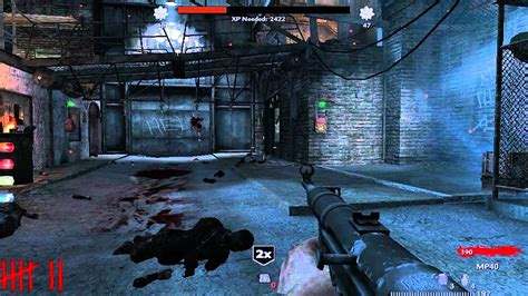 Call Of Duty World At War : PC Zombies : der riese