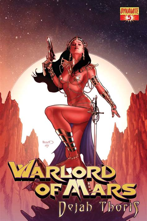 DYNAMIC FORCES® - WARLORD OF MARS: DEJAH THORIS #5