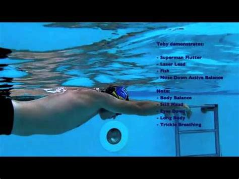 Total Immersion Freestyle Swimming - 'Active Balance
