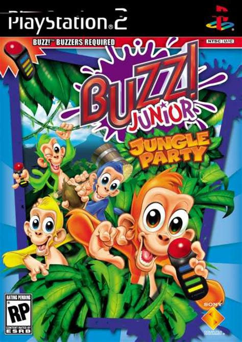 Buzz! Junior: Jungle Party (Game) - Giant Bomb