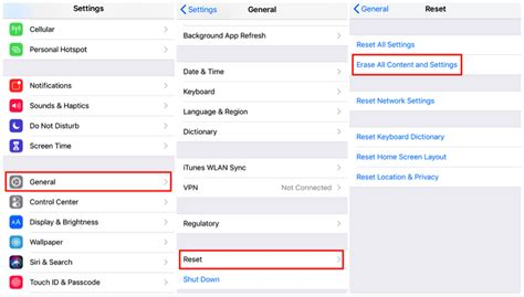 [3 Simple Methods] How to Factory Reset iPhone XS (Max)/XR