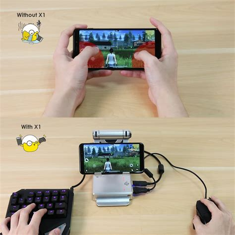 GameSir X1 Battle Dock is the Perfect Smartphone Accessory