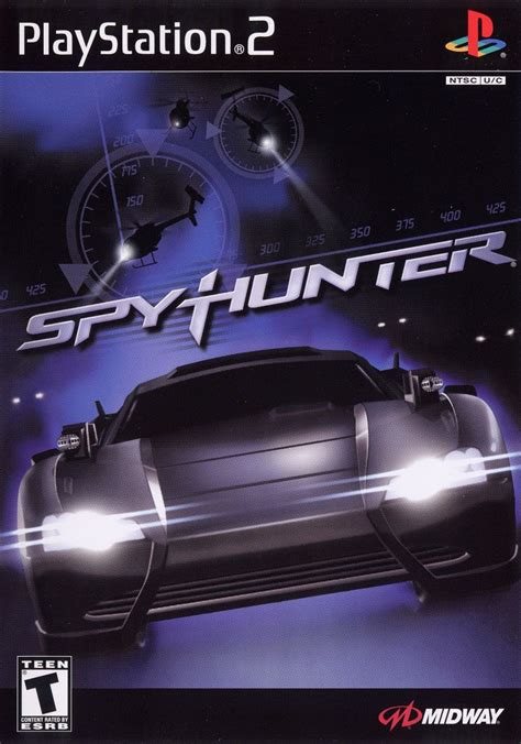 Spy Hunter for PlayStation 2 (2001) - MobyGames