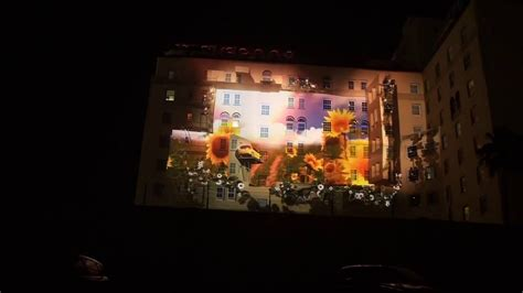 Image result for projection mapping at hotels | Projection