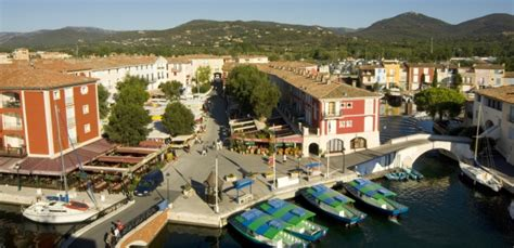 Mobile home rental in Port Grimaud, Camping South France