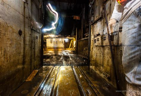 Sanford Underground Research Facility   Deep Photography