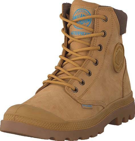 Pampa Cuff Wp Lux Amber Gold   Footway