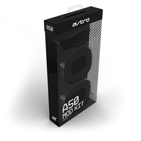 A look at the Astro Gaming A50 Noise-Isolating Mod Kit