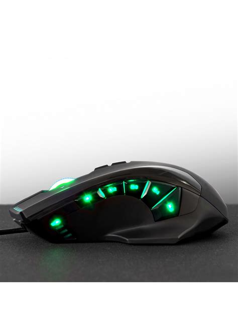 Optical Gaming Mouse 12 buttons 8200 DPI