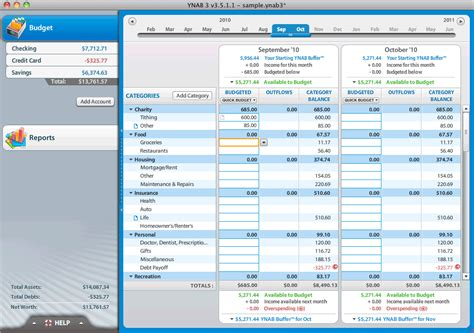 Recommended Budget Software - You Need a Budget