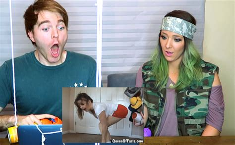 The biggest fart EVER **REACTING TO PORN with JENNA