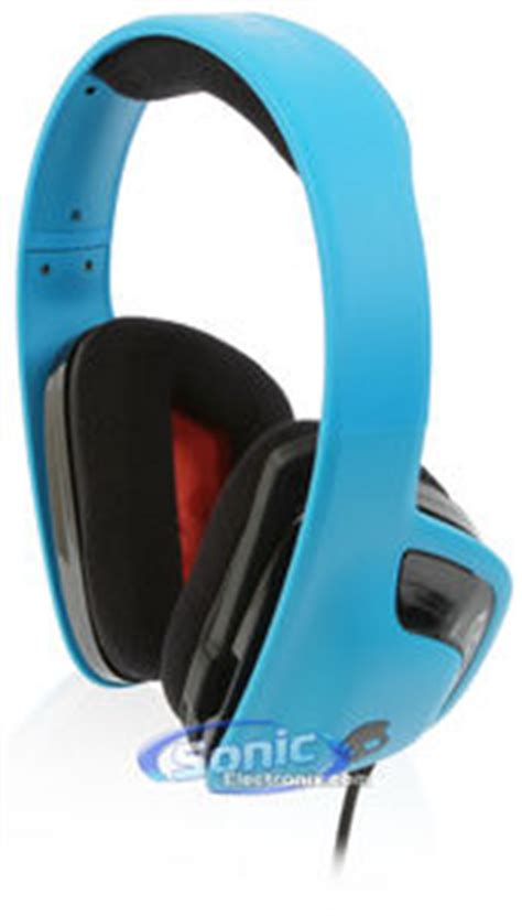 Skullcandy SLYR (Blue) Gaming Headset with Mic for Xbox